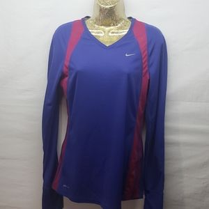 Nike Running Top Size women's Small